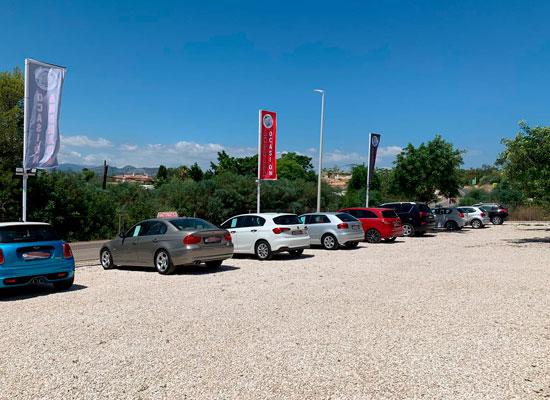 Venta de coches de ocasión en Jávea
