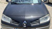 Renault Megane cabrio, motor 1600, cv 112, combustible gasolina.