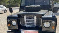 Land Rover 88, motor 2286, cv 19, combustible diesel, km 33318.