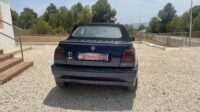 Volkswagen Golf Cabrio, motor 1781, cv 90, gasolina, 22/06/1994
