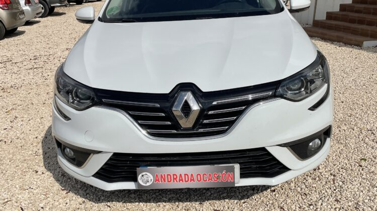 Renault Megane, motor 1461, cv 110, km.68343.